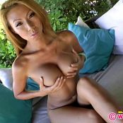 KTso Turquoise Dress Striptease HD Video
