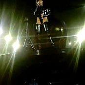 Rihanna Rockstar Live Antwerp Belgium Black Latex HD Video