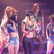Britney Sexy Black Top POM Tour HD 090916 mp4