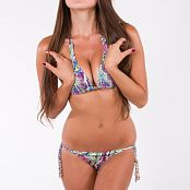 Brittany Marie Multicolor Bikini Bonus Set 366 120916 566
