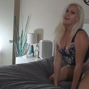 Kalee Carroll Silver Thong Booty Tease Video 265 140916103 mp4