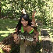 Thaliana Bermudez Neon Green Slingshot HD Video 476 Download