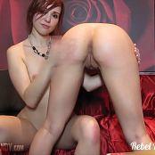 Ariel Rebel & Mandy Naughty Dildoshow Part 5 HD Video