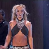 Britney Spears Medley Live iHeartRadio Festival 2016 1080i 250916 001