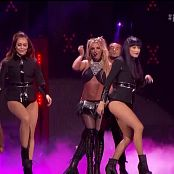 Britney Spears Medley Live iHeartRadio Festival 2016 1080i 250916 005