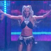 Britney Spears Medley Live iHeartRadio Festival 2016 1080i 250916 006