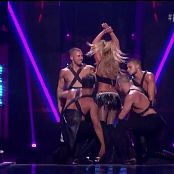 Britney Spears Medley Live iHeartRadio Festival 2016 1080i 250916 007