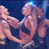 Britney Spears Medley Live iHeartRadio Festival 2016 1080i 250916 008