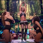 Britney Spears Medley Live iHeartRadio Festival 2016 1080i 250916 010