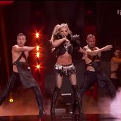 Britney Spears Medley Live iHeartRadio Festival 2016 1080i 250916 013
