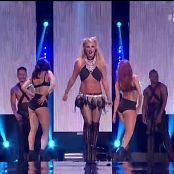 Britney Spears Medley Live iHeartRadio Festival 2016 1080i 250916 014