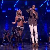 Britney Spears Medley Live iHeartRadio Festival 2016 1080i 250916 015