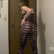 dirty dolly body stocking booty shaking 240916 wmv