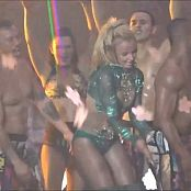 Britney and her dancers smacking each others asses in Vegas 4 9 16 1080p 60fps 210916 mp4