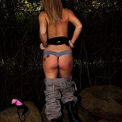 Nikki Sims Cargo Pants 007