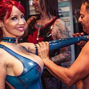 Bianca Beauchamp Montreal Fetish Weekend 2016 001