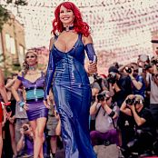 Bianca Beauchamp Montreal Fetish Weekend 2016 007