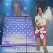 Alizee Gourmandises Live 2001 Video