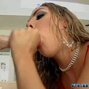 Brianna Love Sexy Red Fishnet Blowjob PUBA new 051016 avi