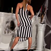 Madden Black and White Dress 003