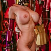 Bianca Beauchamp The Rubber Closet Exposed 3 Picture Set