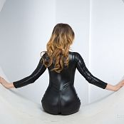 Fame Girls Foxy Black Catsuit 74 003