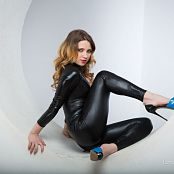 Fame Girls Foxy Black Catsuit 74 005