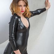 Fame Girls Foxy Black Catsuit 74 006