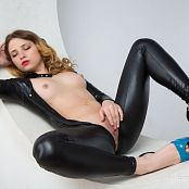 Fame Girls Foxy Black Catsuit Picture Set & HD Video 74