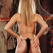 Cali Skye Black Devil Halloween Special 2016 008