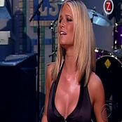 Jessica Simpson Take My Breath Away Live Letterman Video