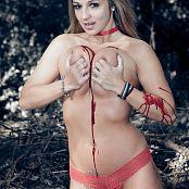 Nikki Sims Happy Halloween 2016 007