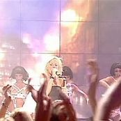 Geri Halliwell Scream If You Wanna Go Faster Top Of The Pops 241016 mpeg