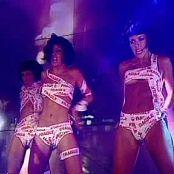 Geri Halliwell SIYWGF Live TOTP 2002 Video