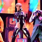 Rihanna Rude Boy Live Birmingham Black Latex Video