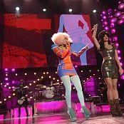 Katy Perry Nicki Minaj Girls Just Want To Have Fun 120510 VH1 Divas Salute The Troops 061116 ts