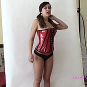 AlluringVixens 2016 11 08 Bonus Vixen Video Tight Corset 121116 mp4