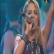 Jeanette Biedermann Right Now Live Bei Comet 2003 Video