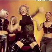 S Club 7 Black Latex 061116 m2v