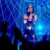 Katy Perry Part Of Me Live LDFSR 2012 Sexy Purple Latex HD Video