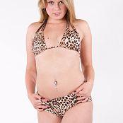 Sherri Chanel Leopard Bikini Bonus Set 183 003