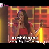 sugababes Live CD Live Rai 2 26 11 2005 Push The Button 061116 mpg