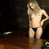 Cali Skye Pin Stripe Exec HD Video
