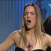 Jeanette Biedermann Will You Be There Live Kindersquatsch 2001 Video
