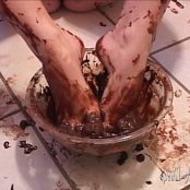 MeganQT Chocolate Sexy Mess Remaster Uncensored 250b 480p 211116 mp4