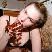 MeganQT Chocolate Sexy Mess Remaster Uncensored Pics 395