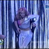 Britney Spears Oops Tour 02 Stronger 261116 mpg