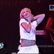 Britney Spears Oops Tour 05 Born To Make You Happy 261116 mpg