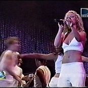 Britney Spears Oops Tour 07 Sometimes 261116 mpg