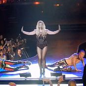 Britney Spears Stronger Live POM Feb 18 HD Video